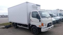 Hyundai HD78. Автофургон рефрижератор с ХОУ Carrier Viento 350, 4х2, 3 933куб. см., 4 775кг., 4x2
