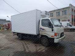Hyundai HD65. Автофургон рефрижератор с ХОУ Dongin Thermo DM-500S, 4х2, 3 907куб. см., 3 775кг., 4x2