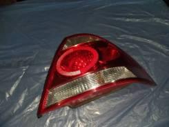 Задний фонарь. Nissan Almera Classic