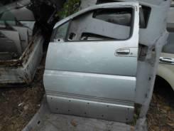 Дверь передняя Nissan Elgrand ALWE50, #E50