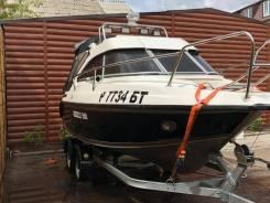 Продам катер grizzly 580HT с мотором suzuki 150 лс б/п