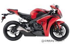 Crazy IRON ДУГИ Honda CBR1000RR `08-`11 + Слайдеры НА ДУГИ