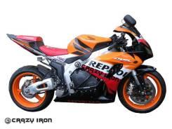 Crazy IRON ДУГИ Honda CBR1000RR `04-`07 + Слайдеры НА ДУГИ