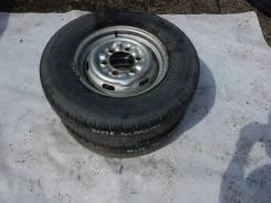 """Колеса №41278 Atlas P4F23 185 R14 Dunlop Enasave VAN01 8PR j14x4,5j. x14"""" 6x140.00 ЦО 90,0мм."""