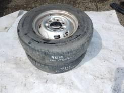 """Колеса №41279 Atlas P4F23 185 R14 Michelin agilis 8PR j14x4,5j. x14"""" 6x140.00 ЦО 90,0мм."""