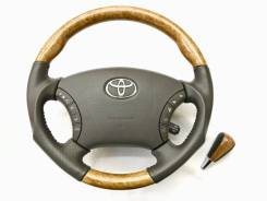 Руль. Toyota: Alphard Hybrid, Camry, Estima Hybrid, Land Cruiser Prado, Highlander, 4Runner, Alphard, Avensis Verso, Estima, Hilux / 4Runner, Hilux Su...