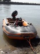 Резиновая лодка Pelikan (Poland, Stomil)