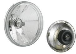 Фара Wesem D169 mm (PES4.48950) FF, прозрачная