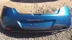 Бампер задний Mazda 2 Мазда 2 2007-2013