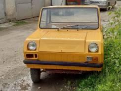 СМЗ С-3Д, 1984