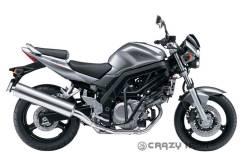 Crazy IRON дуги Suzuki SV650 ОТ `03- Г. В. + Слайдеры НА ДУГИ