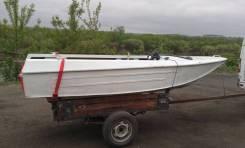 Моторная лодка Ока с мотором Ямаха