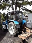 МТЗ 82.1. Продаётся трактор, 80 л.с.