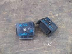 Подушка двигателя. Nissan Laurel, HC35 RB20DE