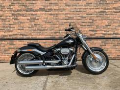 Harley-Davidson Fat Boy, 2018