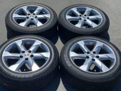 """Nissan. 7.5x18"""", 5x114.30, ET50, ЦО 66,0мм."""