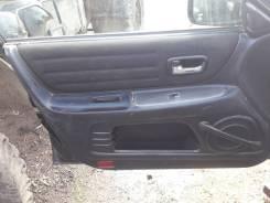 Дверь боковая Toyota Altezza, левая передняя