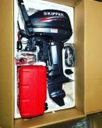 Лодочный мотор Skipper 9.8(12)с эл. стартером в омске