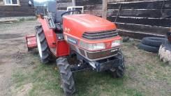 Yanmar. Продам мини трактор 4ВД, 18 л.с.
