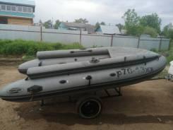 Лодка пвх380