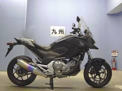 Honda NC 700XA, 2015