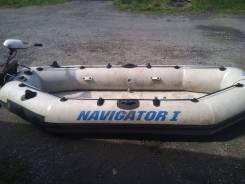 Лодка ПВХ Navigator I 400