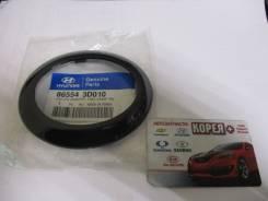 Накладка противотуманной фары. Hyundai Sonata, EF
