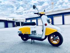 Honda Julio. 49куб. см., исправен, птс, с пробегом