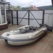 Продам лодку ПВХ Солар-420 Нерюнгри