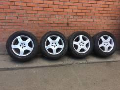 Комплект летних колес R18 AMG Mercedes Benz ML W163 бп по РФ из Япони