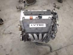 Двигатель в сборе. Honda CR-V, RE, RE3, RE4, RE5, RE7 Двигатели: K24A, K24Z1, K24Z4, K24A1
