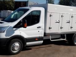 Ford Transit. Изотермический Фургон (фургон для мороженого) , 4x2