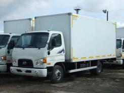 Hyundai HD78. Промтоварный фургон , 4x2
