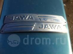 Продам хромированные накладки бензобака мотоцикла ЯВА ( JAWA ) !
