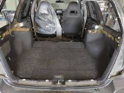 Обшивка багажника subaru forester sg