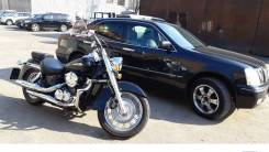 Honda Shadow 750 RC50, 2008