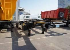 Orthaus. Контейнеровоз раздвижной 45 футов продам, 33 700кг.