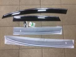Дефлекторы боковых окон Ветровики OPEL Astra J 2010-
