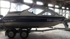 Продам катер Silver Dorado 540 + двигатель Suzuki df 90 atl + прицеп