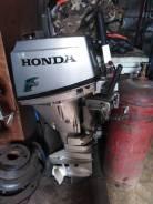 Лодочный мотор хонда 15