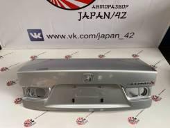 Крышка багажника (NH700M - серебро) Honda Accord CL9 #6 2006г Type-S