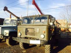 ГАЗ 66. Продается Ямобур бм – 302, газ 66, 1 250кг.