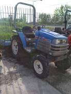 Iseki. Цена июля - трактор TM17 с фрезой из Японии- в России не работал, 17 л.с.