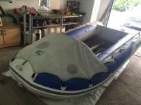 Продам лодку пвх акваспаркс с мотором микацу или отдельно