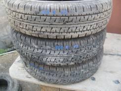 Dunlop Digi-Tyre Eco EC 201. летние, 2017 год, б/у, износ 5%