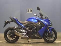 Suzuki GSX S1000F, 2015