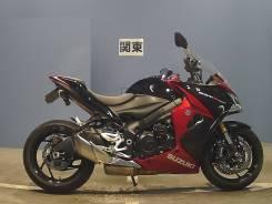 Suzuki GSX S1000F, 2017