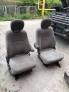 Сиденья комплект Mitsubishi Pajero 1990-2000 отличное состояние
