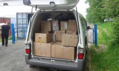 Микроавтобус. Переезд квартира офис. Грузчики, фургон. Доставка мебели.