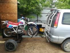 Продам прицеп для перевозки мотоцикла